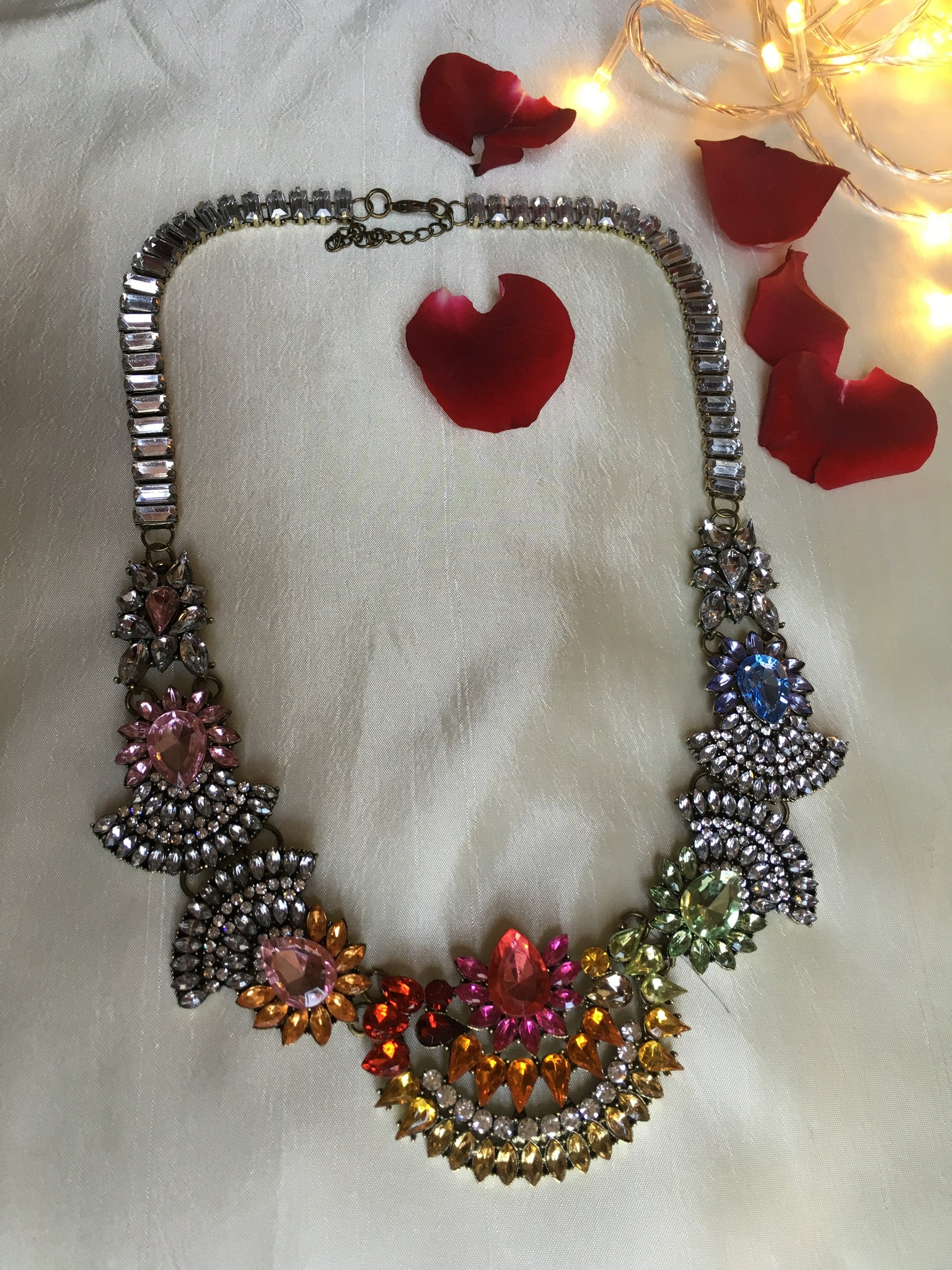rbw extra necklace vincausa products ngp rainbow large