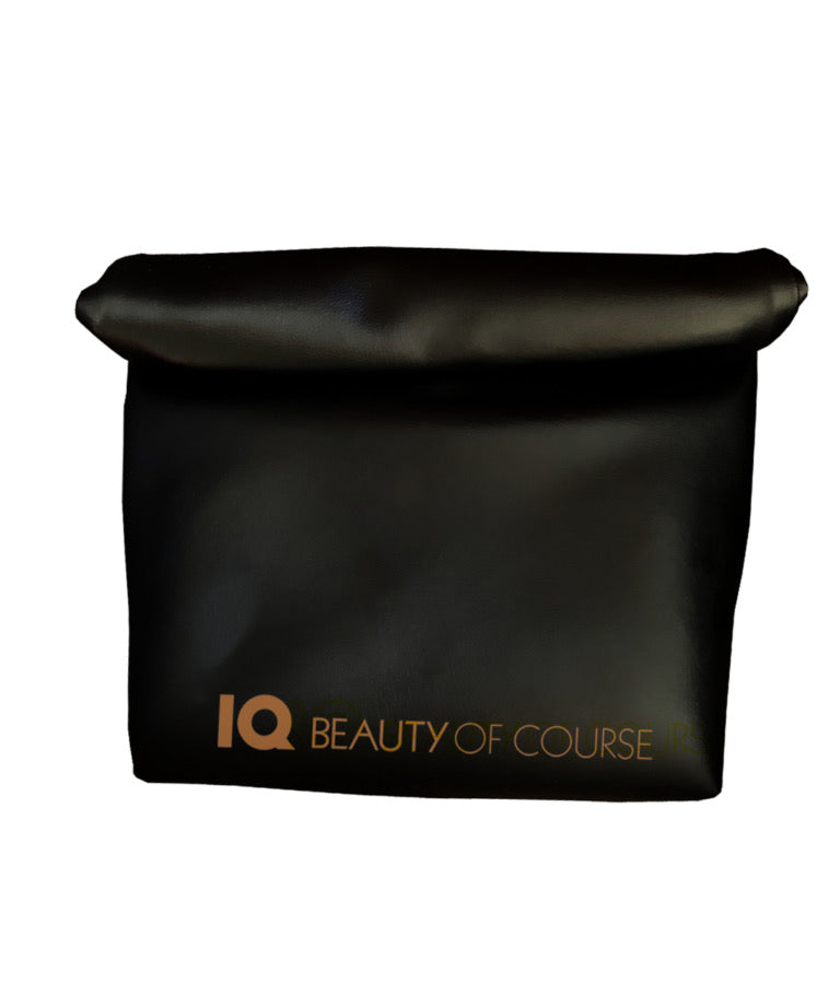 IQ Beauty Make-up Tasche Nera - Limited Edition!