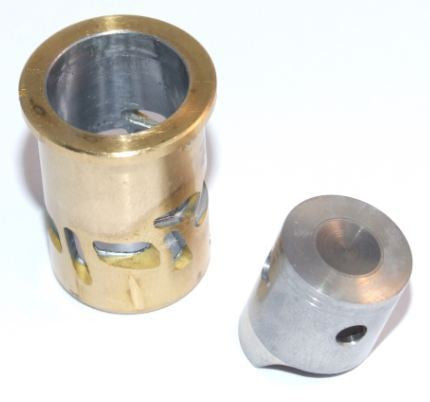 .91 TO-BE Piston/Sleeve Complete Couplings and Other Combinations