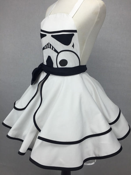 Stormtrooper Inspired Apron