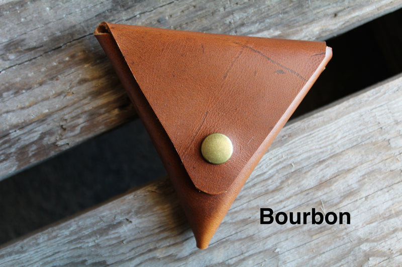 Triangle Coin Pouch | Not Printable