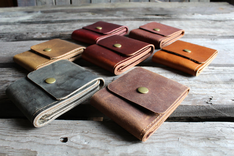 Montana Explorer Billfold Snap Wallet Bundle