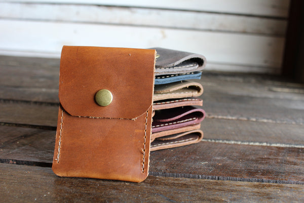 Simple Montana Snap Wallet