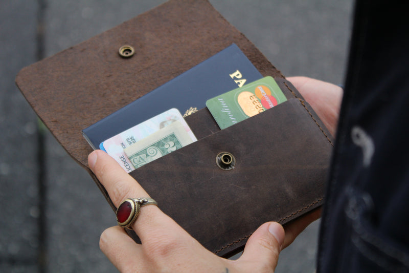 Montana Passport Wallet