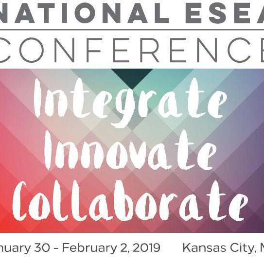 2019 NATIONAL ESEA CONFERENCE ... SEE YOU THERE!