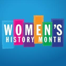 Celebrating International Women's History Month and New Books!