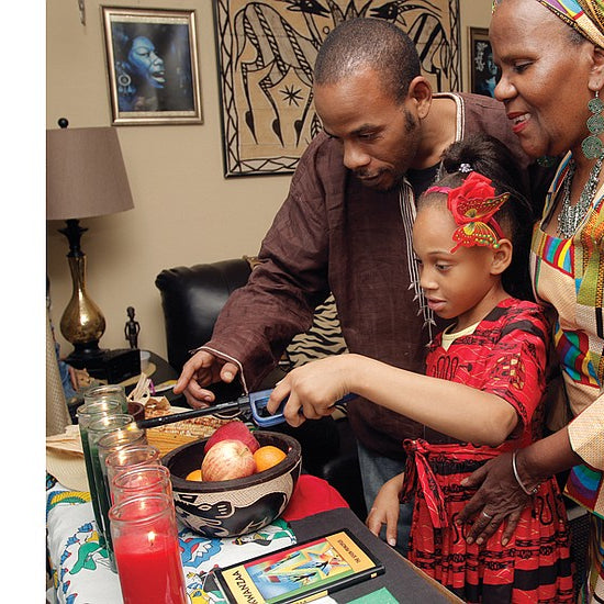 Happy Kwanzaa and Happy New Year!