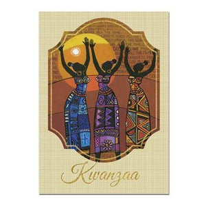 AK918 Kwanzaa Greeting Cards