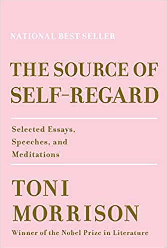The Source of Self-Regard: Selected Essays, Speeches, and Meditations Media 1 of 2