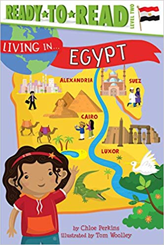 Ready To Read: Living In Egypt  (Level 2)
