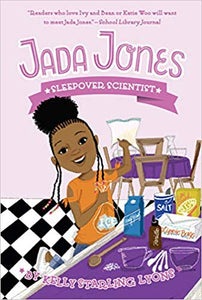 Jada Jones Scientist