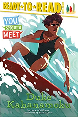 Ready To Read: Duke Kahanamoku (You Should Meet) (Level 3)