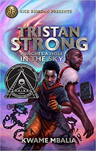 Tristan Strong Punches a Hole in the Sky (Tristan Strong (1)