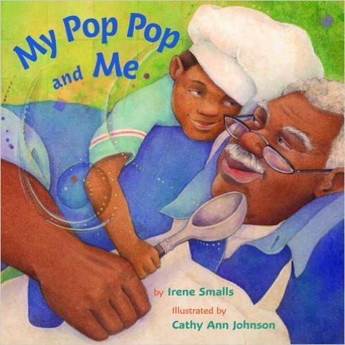 My Pop Pop and Me and A Recipe
