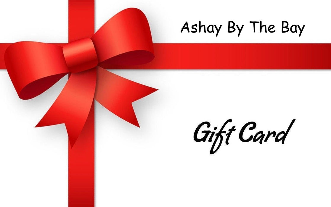 Ashay's Gift Cards