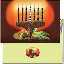AK916 Kwanzaa Greeting Cards