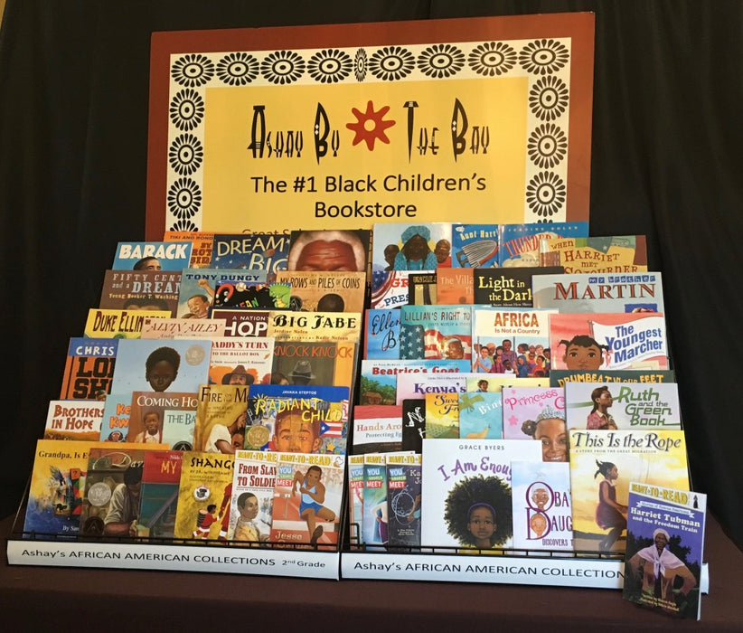 Ashay's African American Second Grade Collection 58 Books