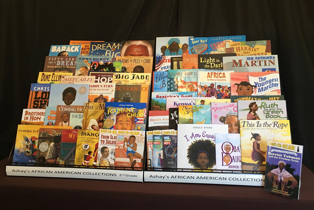Ashay's African American Second Grade Collection 58 Books $751.48 with 5% Discount!
