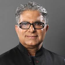 Deepak Chopra   at AshayByTheBay.com