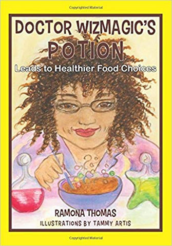 Doctor Wizmagic's Potion: Leads to Healthier Food Choices