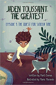 Jaden  Toussaint The Greateast Book 1