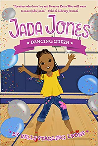 Jada Jones Dancing Queen #4 - AshayByTheBay.com