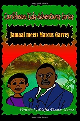 Jamaal Meets Marcus Garvey  at AshayByTheBay.com