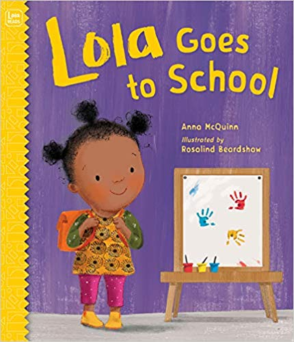 Lola Goes to School
