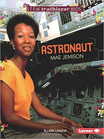 Stem Trailblazer Bios: Mae Jemison