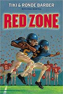 Barber Game Time Books: Red Zone