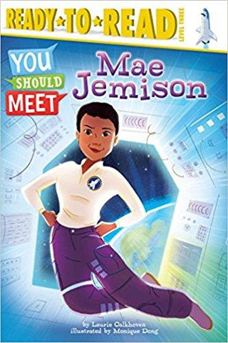 Ready to Read: Mae Jemison (You Should Meet) (Level 3)