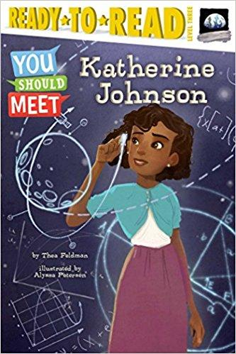 Ready to Ready: Katherine Johnson (You Should Meet) Level 3