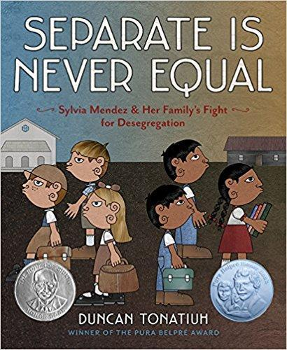 Separate Is Never Equal: Sylvia Mendez and Her Family's Fight for Desegregation  Alt tag: