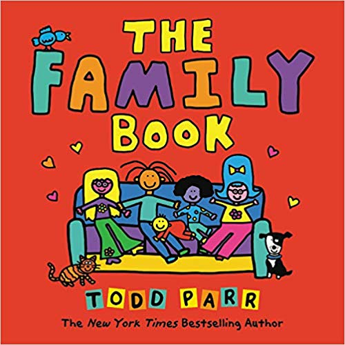 The Family Book at AshayByTheBay.com