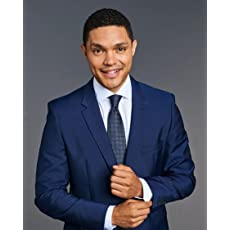 It's Trevor Noah: Born A Crime