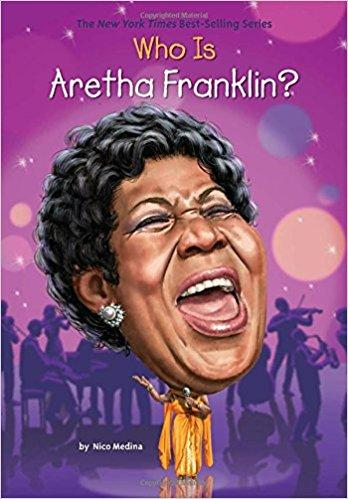 Who Is Aretha Franklin at AshayByTheBay.com