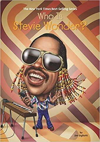 Who Is Stevie Wonder? (Who Was?)