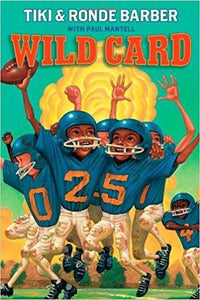 Barber Game Time Books: Wild Card