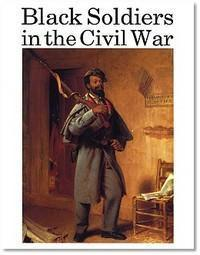 A Coloring Book of Black Soldiers in the Civil War