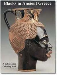 A Coloring Book of Blacks in Ancient Greece
