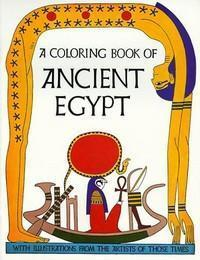 A Coloring Book of Ancient Egypt
