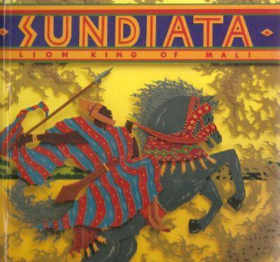 Sundiata: Lion King of Mali at AshayByTheBay.com