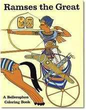 A Coloring Book of Ramses the Great