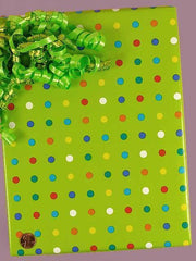 Gift Wrap #4  Occasional Party Dots