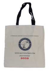 Free Canvas Tote w/ Orders Over $35 - Bayview Prep® Coastal Clothing