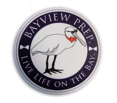 Free Sticker w/ Orders Over $15- Bayview Prep® Coastal Clothing