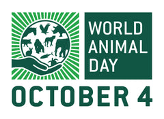 World Animal Day Official Logo