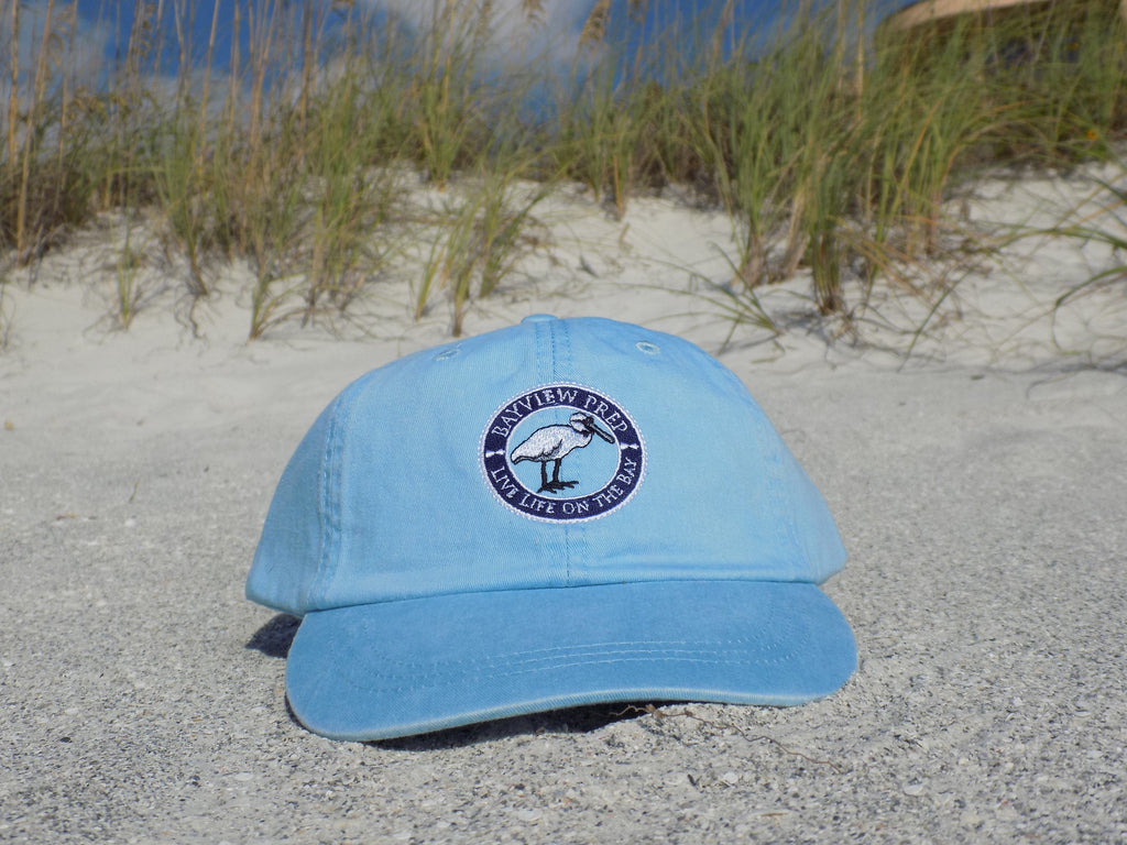 Hat - Skyway Blue - Bayview Prep