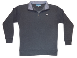 Navy Fleece Pullover - Bayview Prep