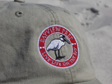 Close-up of Embroidered Bayview Prep Logo